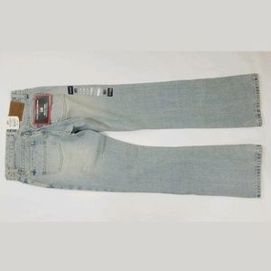 Polo Jeans Co Ralph Lauren Kelly Jeans SZ 4 Light
